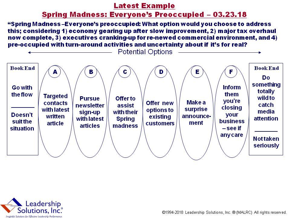 Blog 221-SpringMadness-EveryonesPreoccupied-032318